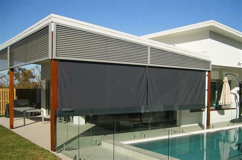 Vertical Awnings by Vertical Awnings Sunrooms Plus
