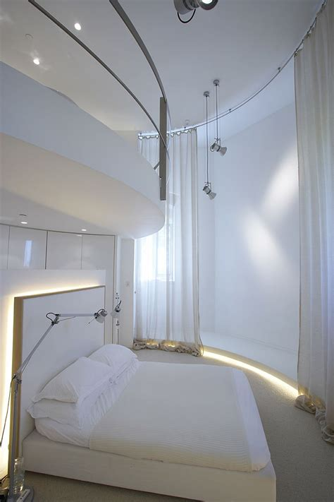 master bedroom minimalist contemporary quot tower quot house