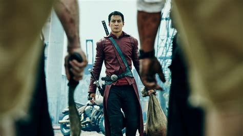 amc tv show into the badlands into the badlands meet the new dystopian kung fu