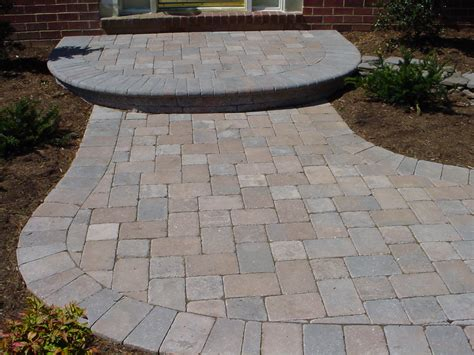 Outdoor Paver Designs Outdoor Kitchen Island Countertops Home Depot Pavers Patio