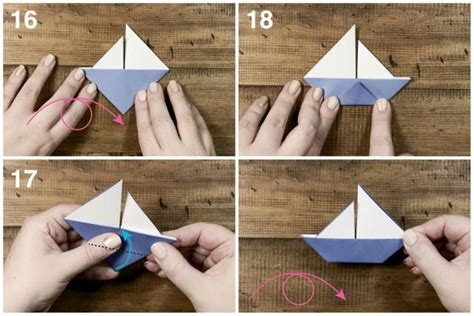 how to make a paper boat photos origami paper boat that floats 11 photos foster origami