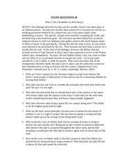 Plato Crito Essay by Plato Study Guide Study Questions 10 Plato Crito Available Via Netlibrary Notes This Dialogue