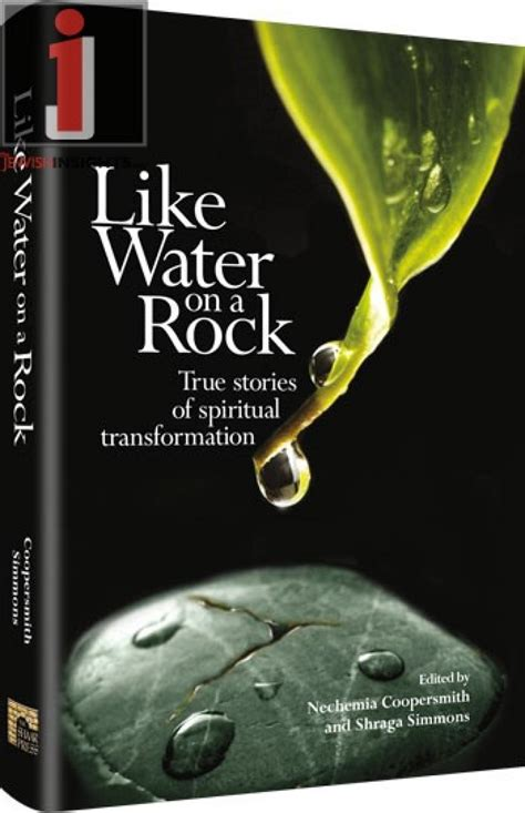 Like Water On A Rock True Stories Of Spiritual