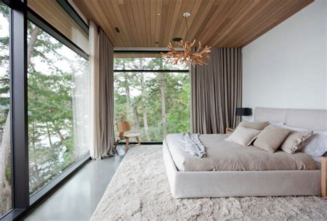 modern rooms how to decorate a room with floor to ceiling windows