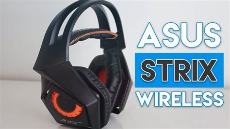 asus strix 7 1 wireless headset review best gaming headset