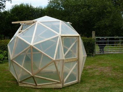 Small Dome Home Kits Gd5 Small Polythene Covered Dome Kit