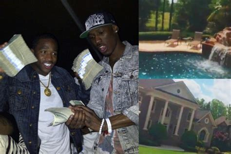 adrien broner house video adrien broner buys atlanta mansion makes it rain bso