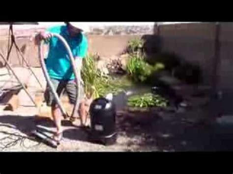 backyard bass pond oase pond vacuum cleaner pondovac 3 english doovi