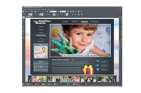 Design Vorlagen Magix Webdesigner Magix Web Designer 8 Mx De Software