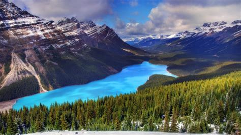 rocky mountain high banff national moraine lake landscape banff national park canada blue