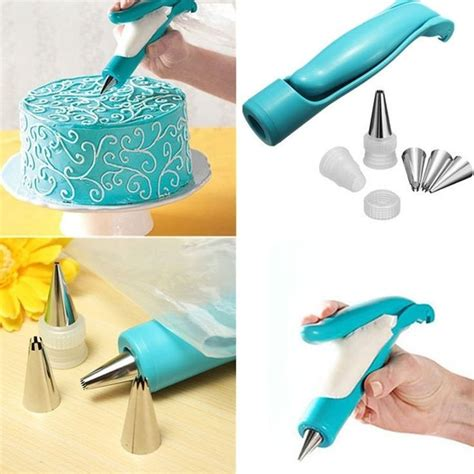 Cake Decorating Icing Pens by 25 Best Ideas About Cake Decorating Tips On