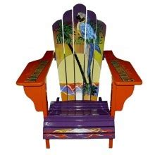margaritaville chair with footrest 17 best images about adirondack chairs on