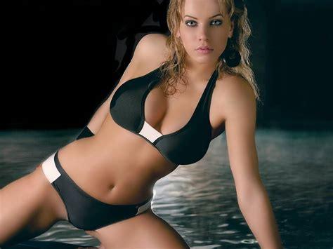 Nordic Home sportiva sexy vedere estese sfondi ragazze boobs