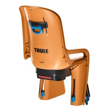 rear bike seat for baby thule rear child orange bike seat up to 22kg baby