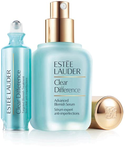 Estee Lauder Blemish Serum clear difference de est 201 e lauder de belleza the