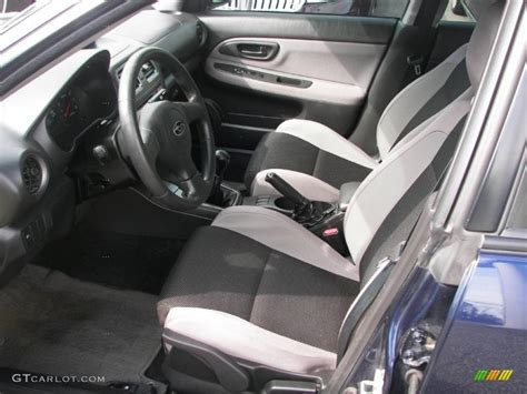 how make cars 2006 subaru impreza interior lighting anthracite black interior 2006 subaru impreza 2 5i sedan photo 37931158 gtcarlot com