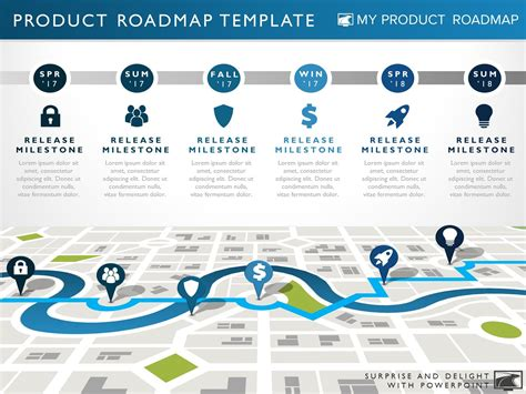 Six Phase Technology Strategy Timeline Roadmap Technology Roadmap Template Ppt Free