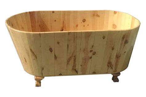 how to make wooden bathtub wooden bathtubs insteading