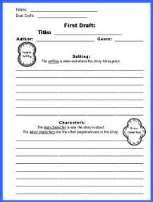Book Report 3rd Grade Printable by Sandwich Book Report Project Templates Printable Worksheets And Grading Rubric