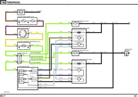 wiring diagrams mg rover org forums