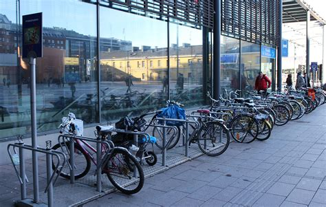 Bike Rack City by Bicycle Racks The The Bad And The