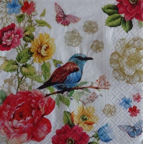 Paper Napkin Tissue Decoupage Colorful 23 best paper napkins serviette decoupage tissue