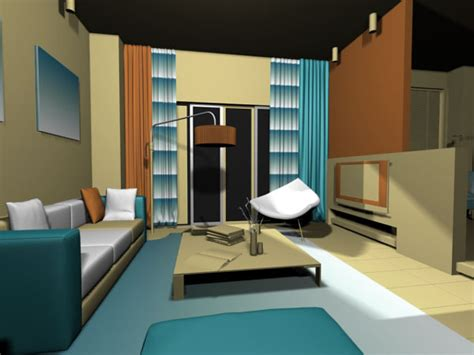 3ds Max Models Free Interior by Condo Apartment Interior Max Max 3ds Max Software Household Items