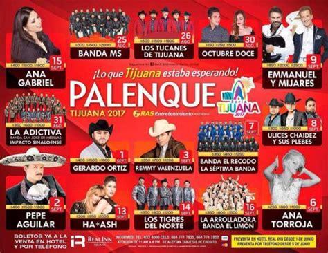 Gerardo Ortiz Y Banda Ms Favoritos A Los Premios De La Radio 2016 Zeta Anuncian Cartelera Palenque Tijuana