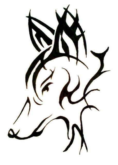 tribal coyote tattoos best 25 coyote ideas on coyote drawing