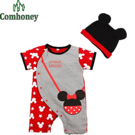 Rom 09 Romper Minimouse Baby get cheap minnie mouse aliexpress alibaba