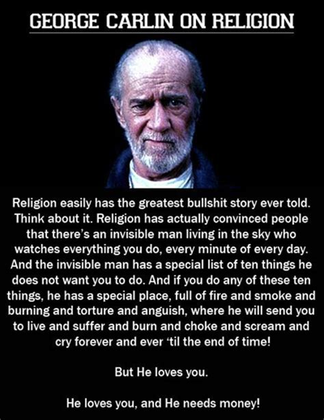 George Carlin Meme - 9 george carlin quotes in pictures dose of funny