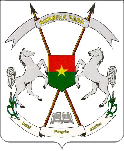 Armoirie Burkina Faso by Les Armoiries Du Burkina Faso Diplomatie Minist 232 Re Des