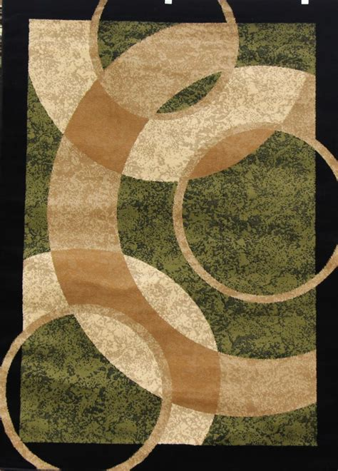 green contemporary rugs 1052 black multi green beige burgundy modern area rugs contemporary carpet