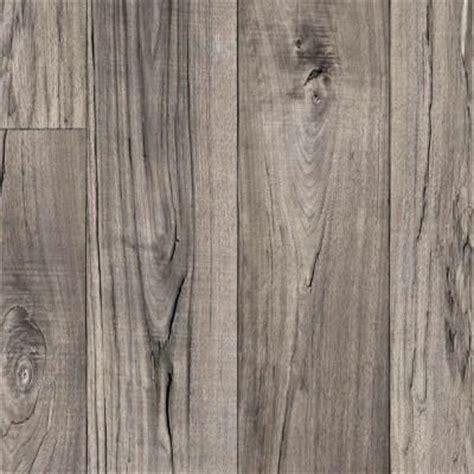 trafficmaster cottage wood vinyl tile trafficmaster grey weathered oak plank 13 2 ft wide