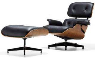 Lounge Chair With Ottoman Design Ideas Eames 174 Lounge Chair Ottoman Hivemodern