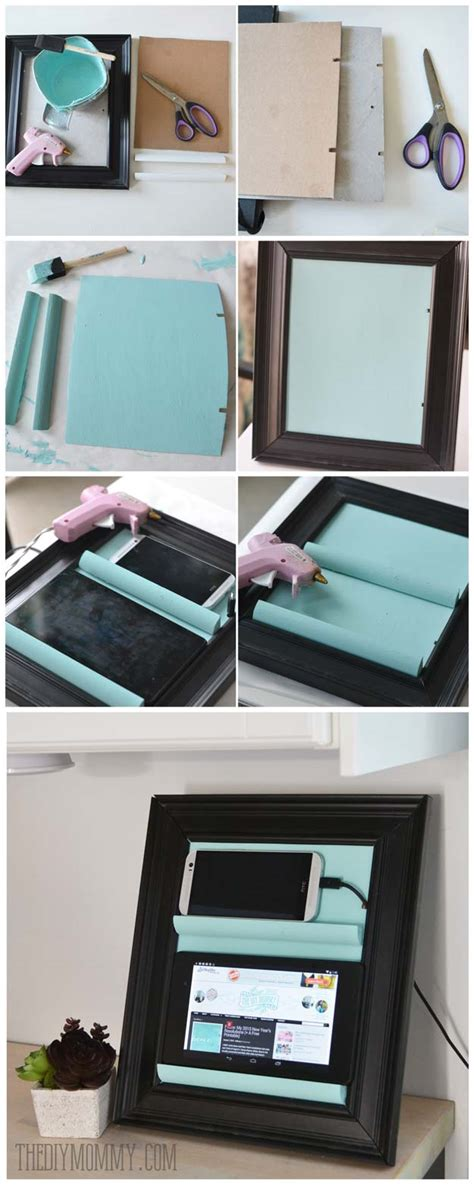 diy phone charging station 39 best diy gift ideas for teens diy projects for teens