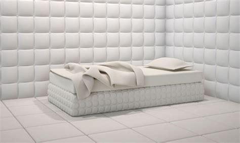 padded white room asylum hub city blues
