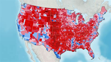 us general election results map u s presidential election results 1789 2016