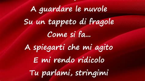 tappeto di fragole lyrics tappeto di fragole lyrics mod 224