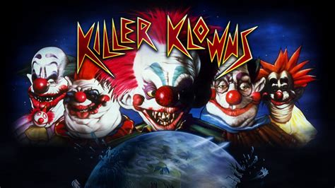 killer klowns killer klowns from outer space 1988 the