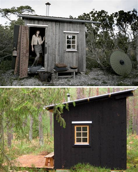 shrink  footprint   examples  tiny houses
