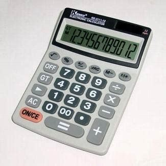 Desk Top Calculator china desktop calculator kk 3111 12 china desktop