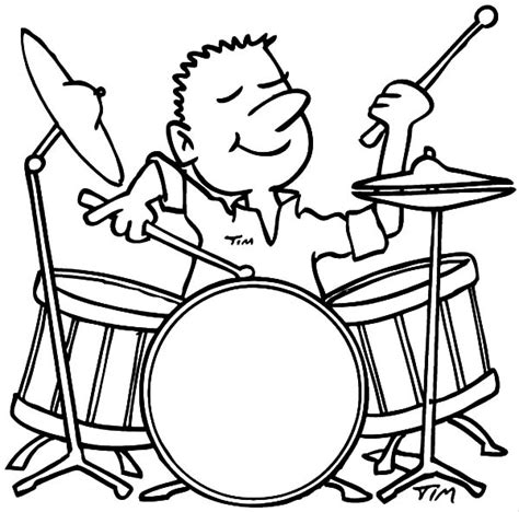 sticks and drums of coloring pages coloring pages