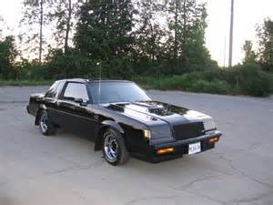 Buick Grand Nationa 1987 Buick Grand National Pictures Cargurus