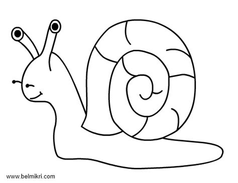free coloring pages of dot to dot snail