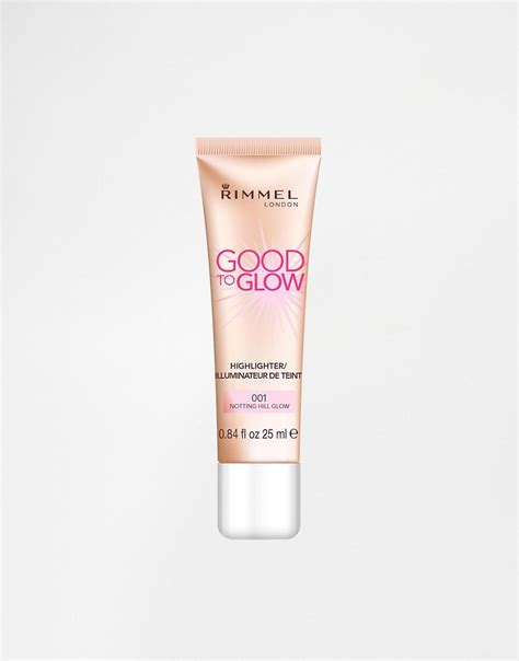 Rimmel To Glow by Rimmel To Glow Highlighter Contour
