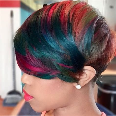 Black Bob With Color Hairstyles 2017 by 2016 Fall Winter 2017 Hairstyles For Black And