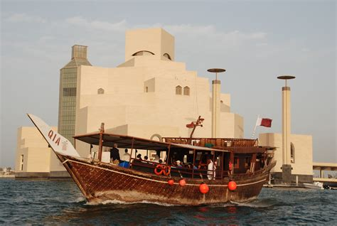 sailing boat qatar dhow cruising or moon dhow cruising full day tours in qatar