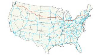 interstate map interstate 90 wikiwand