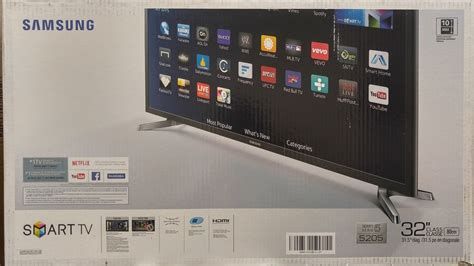 Samsung Led Tv 32 Inch Series 5 samsung 32 smart hdtv 1080p led 32in inch tv 5